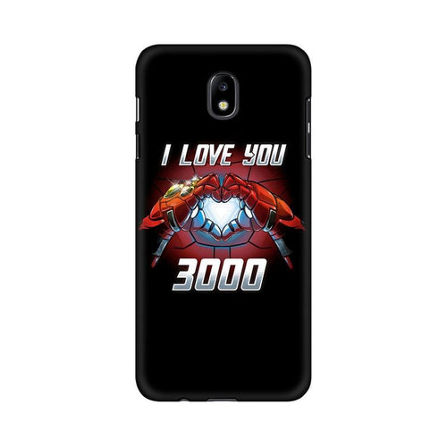 I Love You 3000 Multicolour Case For  Samsung J7 Pro