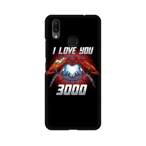I Love You 3000 Multicolour Case For Vivo X21