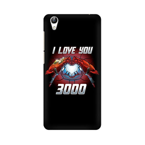 I Love You 3000 Multicolour Case For Vivo Y51L