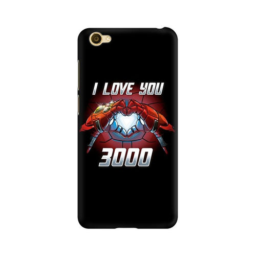 I Love You 3000 Multicolour Case For Vivo Y67