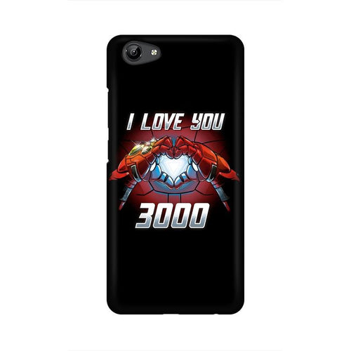 I Love You 3000 Multicolour Case For Vivo Y71
