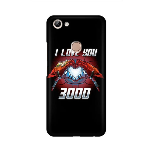 I Love You 3000 Multicolour Case For Vivo Y83
