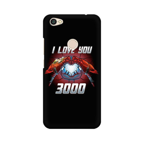 I Love You 3000 Multicolour Case For Xiaomi Redmi Y1