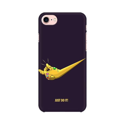 Just Do It  Multicolour Phone Case For Apple iPhone 7