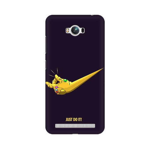 Just Do It  Multicolour Phone Case For Asus Zenfone Max