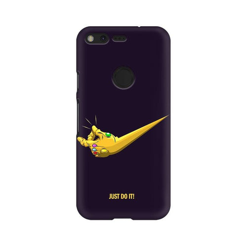 Just Do It  Multicolour Phone Case For Google Pixel XL