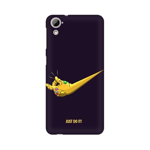 Just Do It  Multicolour Phone Case For HTC Desire 826