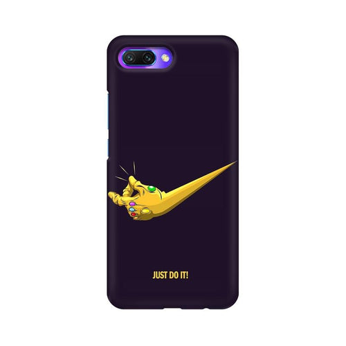 Just Do It  Multicolour Phone Case For Huawei Honor 10