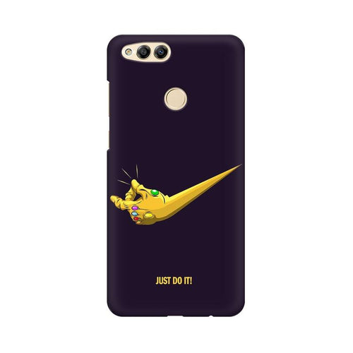 Just Do It  Multicolour Phone Case For Huawei Honor 7X
