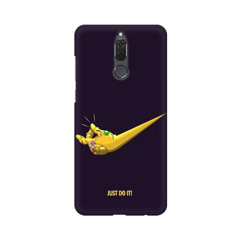 Just Do It  Multicolour Phone Case For Huawei Honor 9i