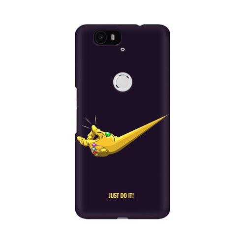 Just Do It  Multicolour Phone Case For Huawei Nexus 6P