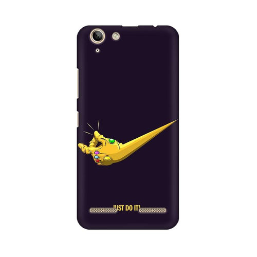 Just Do It  Multicolour Phone Case For Lenovo Vibe K5