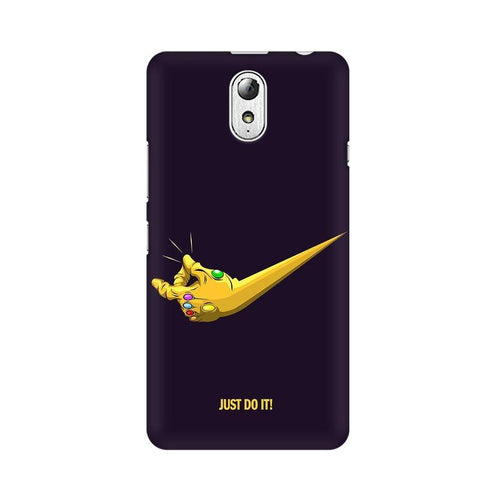 Just Do It  Multicolour Phone Case For Lenovo Vibe P1M