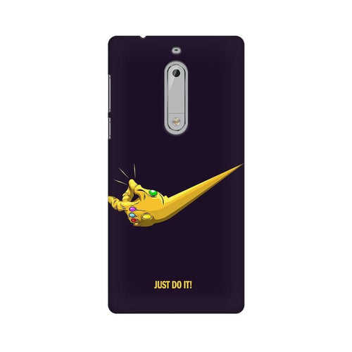 Just Do It Multicolour Case For Nokia 5