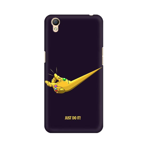 Just Do It Multicolour Case For Oppo A37
