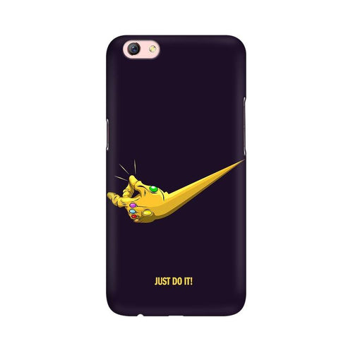 Just Do It Multicolour Case For Oppo R9s Plus