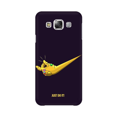 Just Do It Multicolour Case For  Samsung Grand 3 G7200