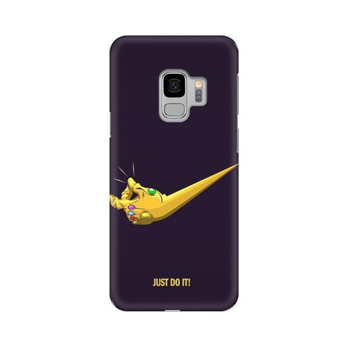 Just Do It Multicolour Case For  Samsung S9