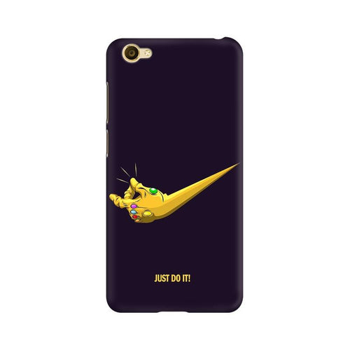 Just Do It Multicolour Case For Vivo Y67