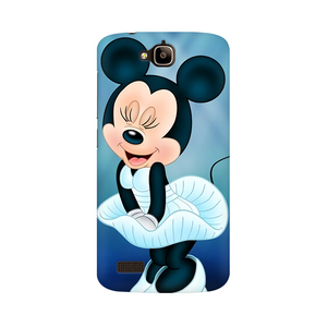 Minnie Marilyn Monroe Multicolour Case For Huawei Honor Holly