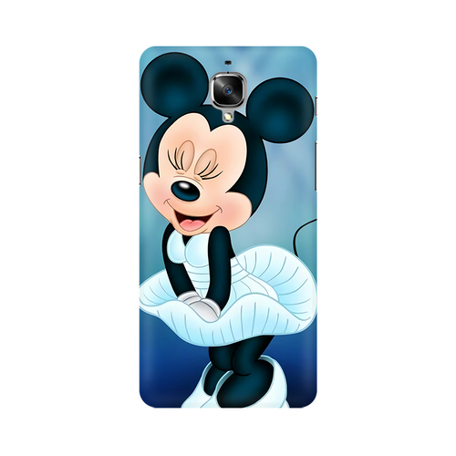 Minnie Marilyn Monroe Multicolour Case For OnePlus 3T