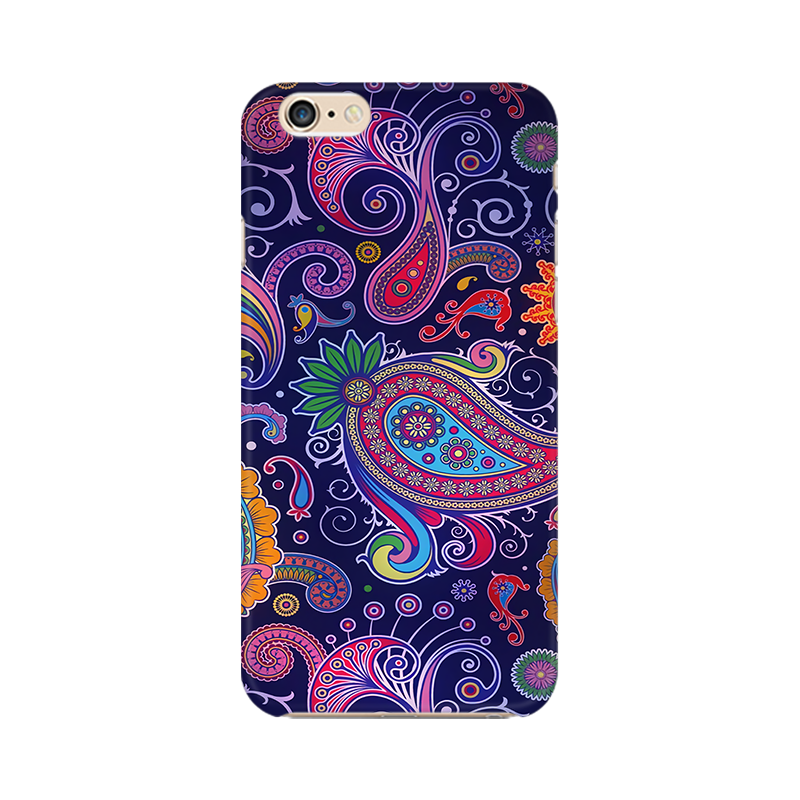 Paisleys Multicolour Case For Apple iPhone 6