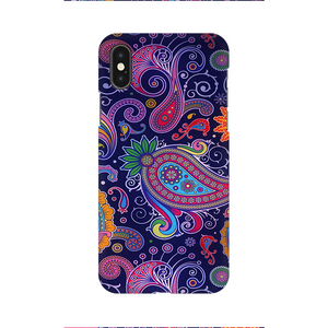 Paisleys Multicolour Case For Apple iPhone XS Max