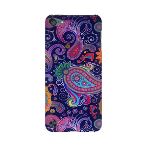 Paisleys Multicolour Case For Apple iPod Touch 6