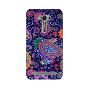Paisleys Multicolour Case For Asus Zenfone 2 Laser ZE550KL
