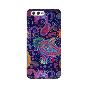 Paisleys Multicolour Case For Asus Zenfone 4 ZE554KL