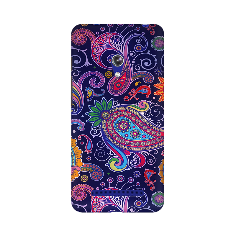 Paisleys Multicolour Case For Asus Zenfone Go
