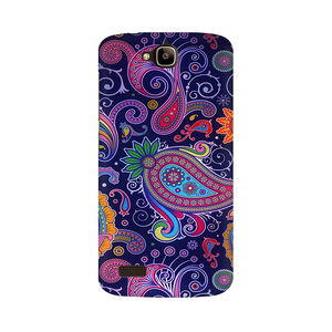 Paisleys Multicolour Case For Huawei Honor Holly