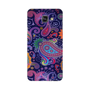 Paisleys Multicolour Case For  Samsung A7 2016