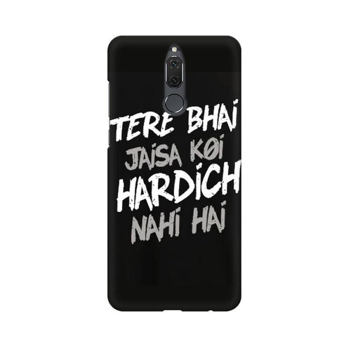 Very Hard Multicolour Phone Case For Huawei Honor 9i
