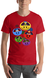 Inside Emoji T-Shirt