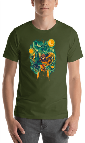Starry Bounty Hunter T-Shirt
