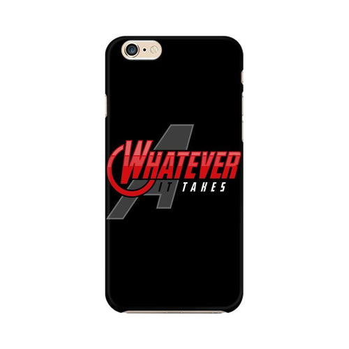 Whatever It Takes Multicolour Phone Case For Apple iPhone 6 Plus