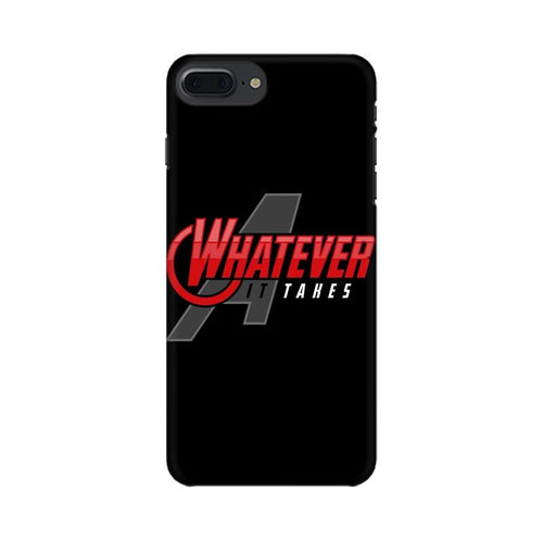 Whatever It Takes Multicolour Phone Case For Apple iPhone 7 Plus