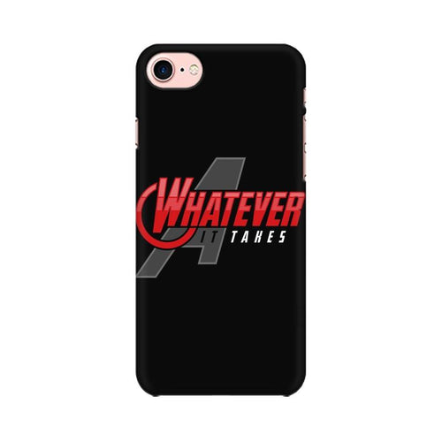 Whatever It Takes Multicolour Phone Case For Apple iPhone 8