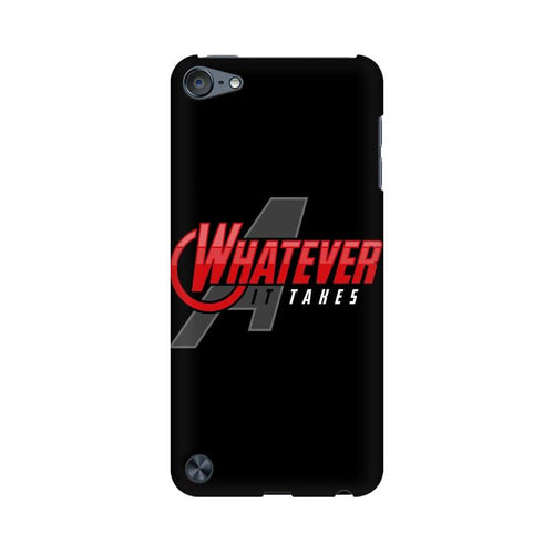 Whatever It Takes Multicolour Phone Case For Apple iPod Touch 6