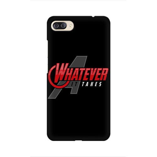 Whatever It Takes Multicolour Phone Case For Asus Zenfone 4 Max ZC554KL