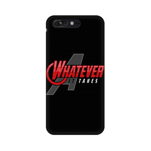 Whatever It Takes Multicolour Phone Case For Asus Zenfone 4 Pro ZS551KL