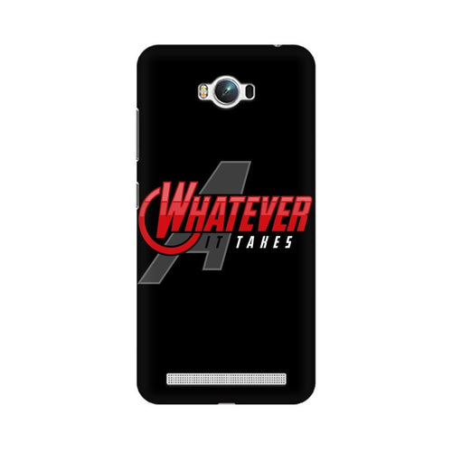Whatever It Takes Multicolour Phone Case For Asus Zenfone Max