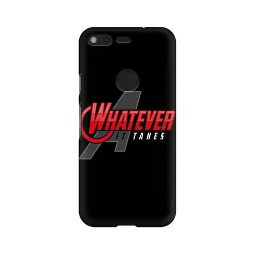 Whatever It Takes Multicolour Phone Case For Google Pixel XL