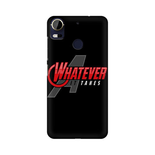 Whatever It Takes Multicolour Phone Case For  HTC 10 Pro