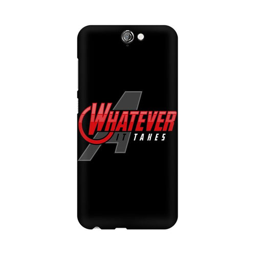 Whatever It Takes Multicolour Phone Case For HTC One A9