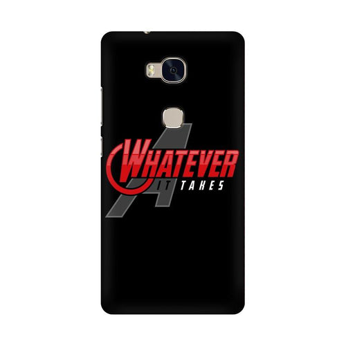 Whatever It Takes Multicolour Phone Case For Huawei Honor 5X