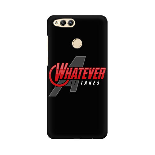 Whatever It Takes Multicolour Phone Case For Huawei Honor 7X