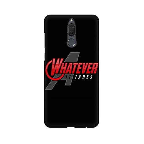 Whatever It Takes Multicolour Phone Case For Huawei Honor 9i