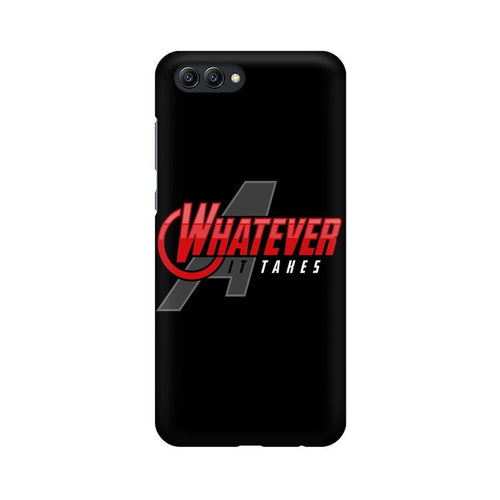 Whatever It Takes Multicolour Phone Case For Huawei Honor View 10